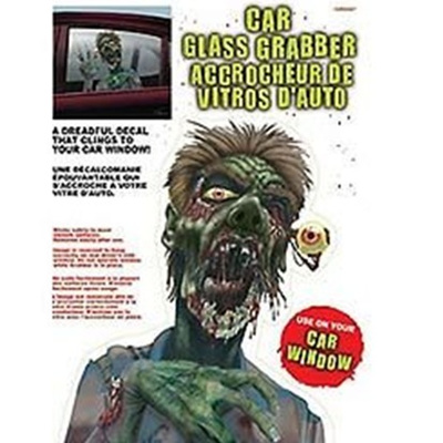 Halloween Zombie Car Window Grabber