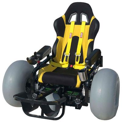 Hammerhead Electric Beach Wheelchair