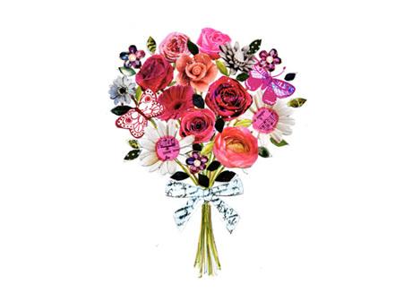 Hammond Gower 12 Pack Flower Bunch Tags