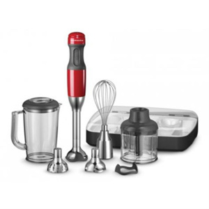 Hand Blender, Deluxe - Empire Red
