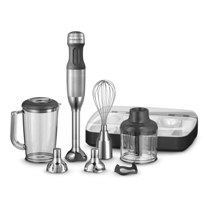 Hand Blender, Deluxe - Stainless Steel