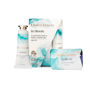 Hand Cream & Cleansing Bar Set