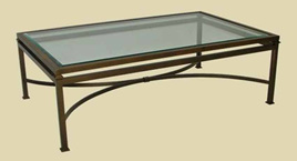 Iron Arabian Coffee Table