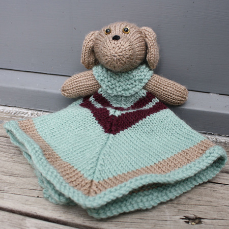 Hand Knitted Snuggly