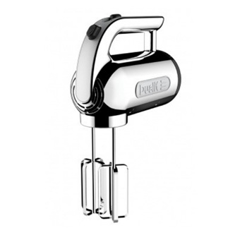 Hand Mixer - Chrome