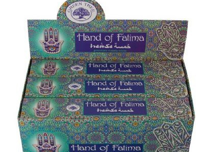 Hand of Fatima Incense