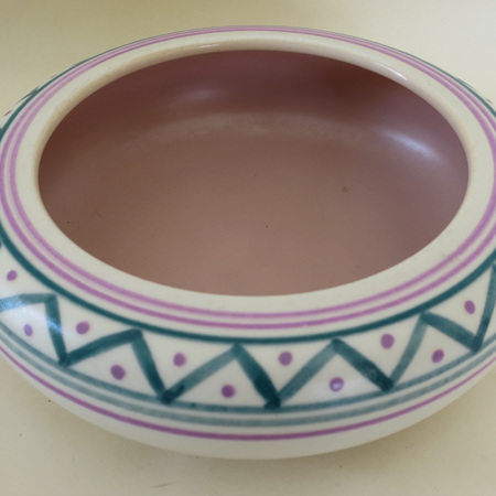 Hand painted small bowl