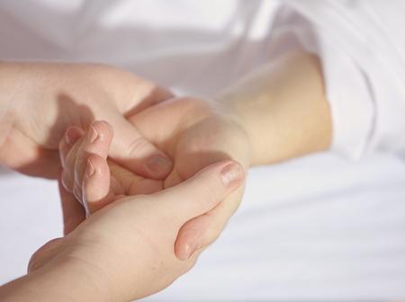 Hand Repleshing Paraffin Treatment