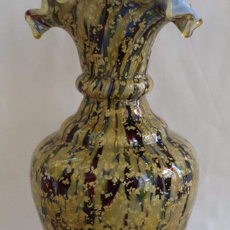 Handblown vase
