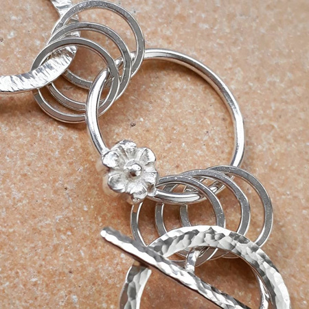 Handcrafted Silver