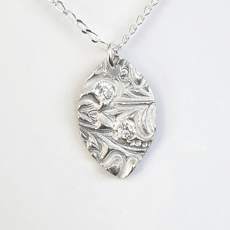 Handcrafted Silver Pendants