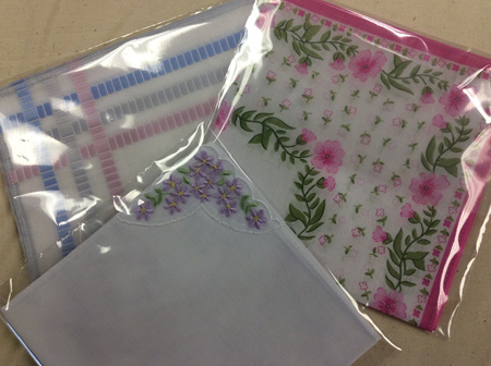 Handkerchief - Womens