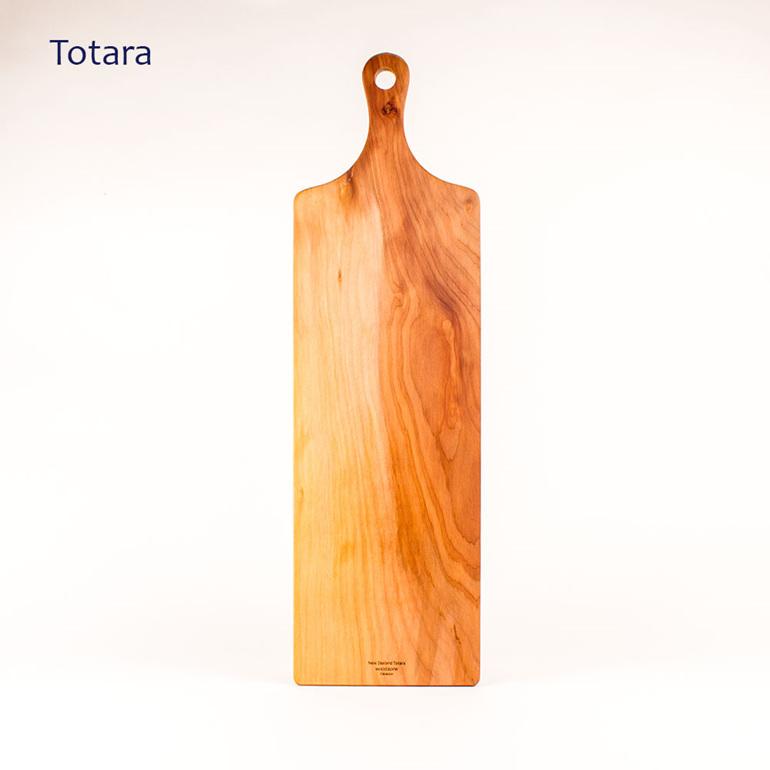 handle board long - totara - made in new zealand