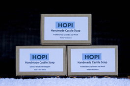 Handmade Hypoallergenic Soap for You