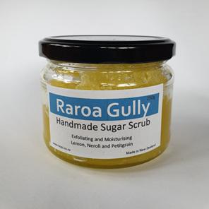Handmade Sugar Scrub