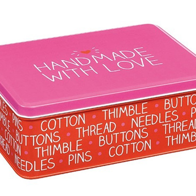 Handmade with love tin