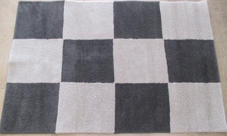 Handtufted Squares