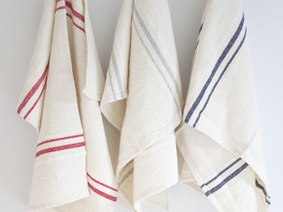 Handwoven Tea-Towel