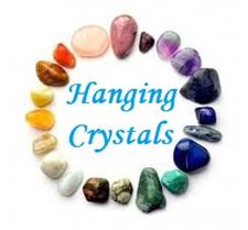 Hanging Crystals