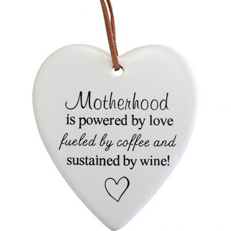 HANGING HEART MOTHERHOOD