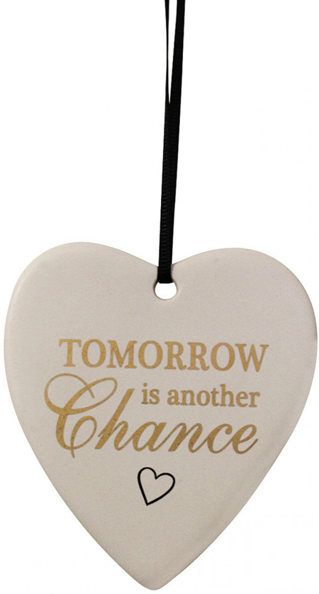 Hanging Heart - Tomorrow Chance