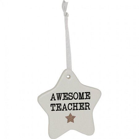 HANGING STAR AWESOME TEACHER