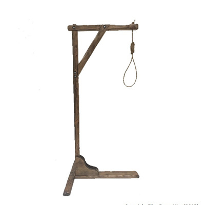 Hangmans Gallows & Noose