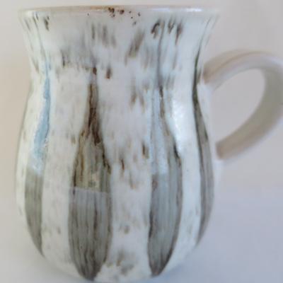Hanmer pottery mug