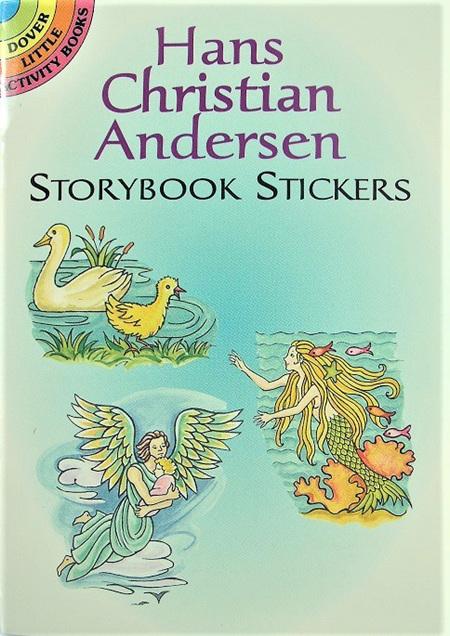 Hans Christian Andersen Stickers