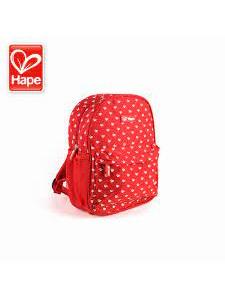Hape Mummy Bag - Red
