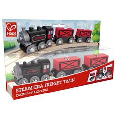 Hape Steam-Era Freight Train