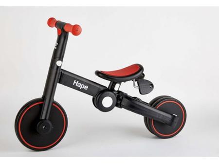 Hape Transforming Rider 3 in 1 Bike, Balance & Tricycle
