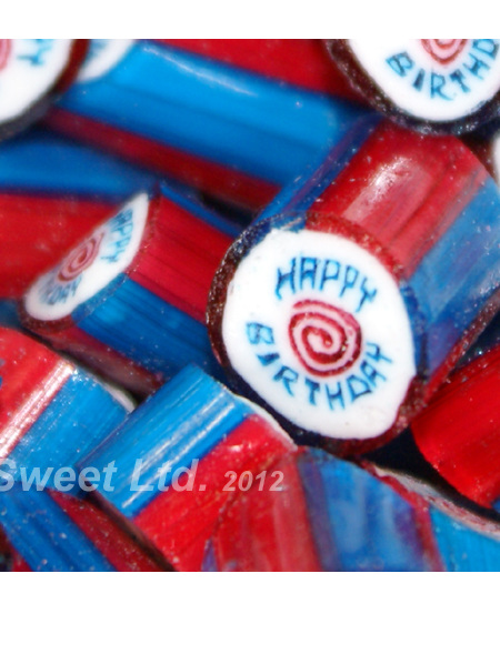 HAPPY BIRTHDAY ROCK JAR