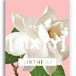 Happy Birthday Sixty