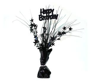 Happy Birthday Table Centerpiece