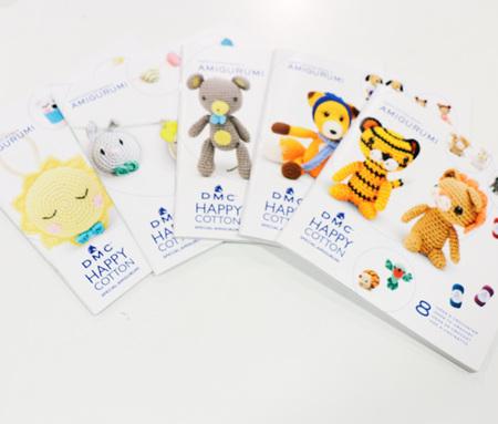 Happy Cotton Books by DMC