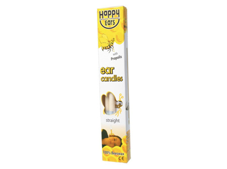 HAPPY EAR Candle Straight 1 pair