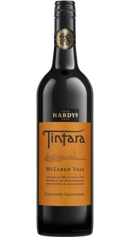 Hardys Tintara Cab Sauv