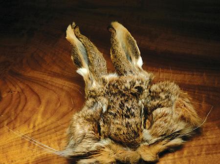 Hares Mask - Natural