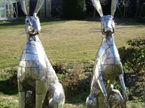 Hares Together