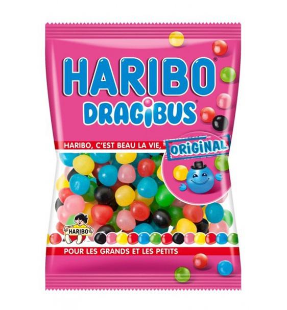 Haribo Dragibus Jelly Beans 120g