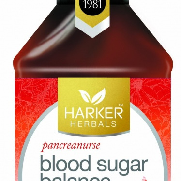Harker Herbal Blood Sugar Balance 250ml