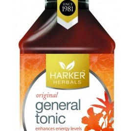 Harker Herbal General Tonic 250ml