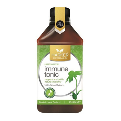 Harker Herbal Immune Tonic 250ml