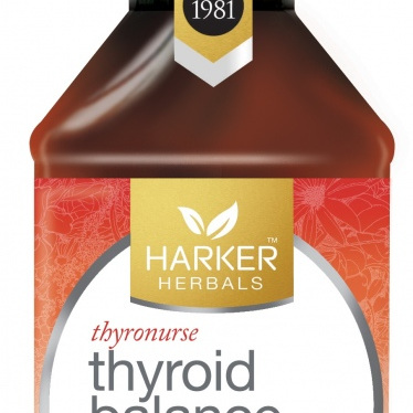 Harker Herbal Thyroid Balance 250ml