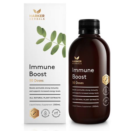 Harker Herbals Be Well Range -  Immune Boost 250ml