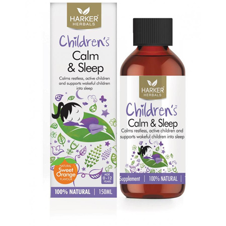 Harker Herbals Child Calm & Sleep 150ml