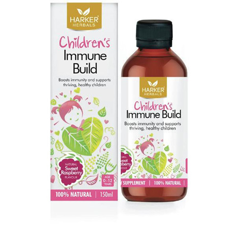 Harker Herbals Child Immune Build 150ml