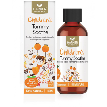 Harker Herbals Child Tummy Soothe 150ml