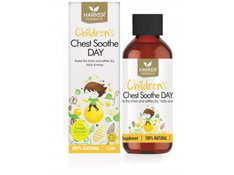 Harker Herbals ChildrenS Chest Soothe Day